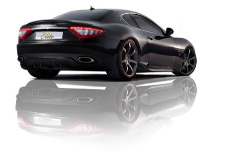 Maserati GranTurismo Elite Carbon