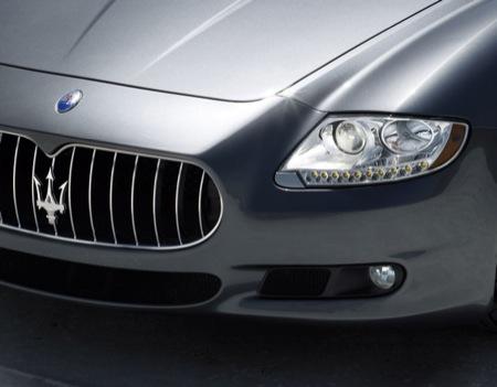 Maserati Quattroporte 2009, con nueva y potenciada versión S