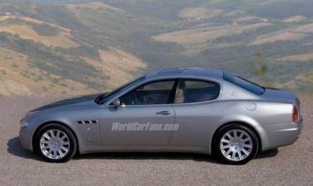 Coupés Maserati