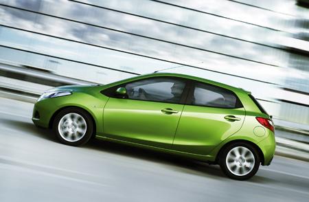 Nuevo Mazda 2 en Ginebra