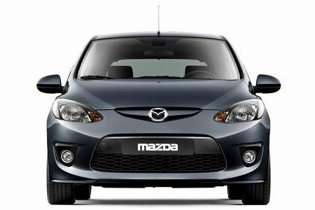 Mazda 2 2007, imágenes de la versión deportiva