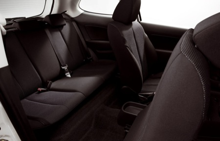 Mazda 2 de tres puertas, a fondo