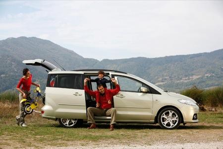 Mazda 5 2008, al detalle