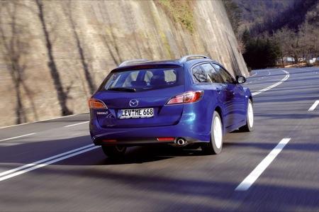 Mazda 6 2008, galería de imágenes y equipamiento a fondo
