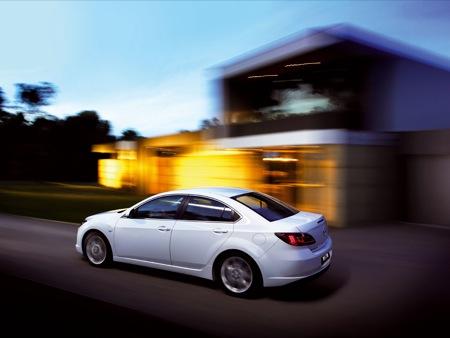 Mazda 6 2007, en profundidad