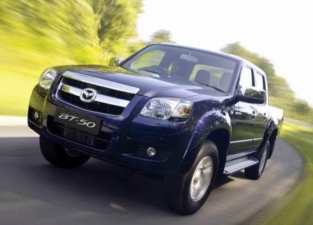 Mazda BT-50, mejorado en estética y en mecánica