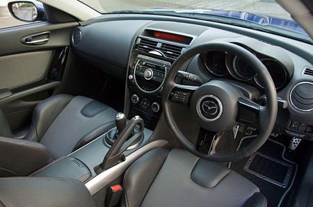 Mazda RX-8 restyling 2008