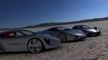 Futuros McLaren