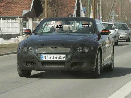 BMW M3 Fotografía Espía