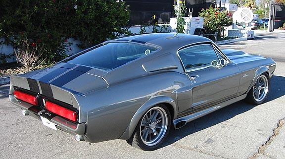 Quién quiere a Eleanor? Shelby GT 500 a la venta