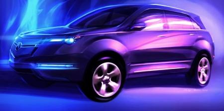 Acura Concept MDX