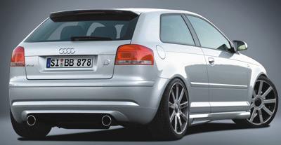 Audi A3 B&B 2.0 TFSI