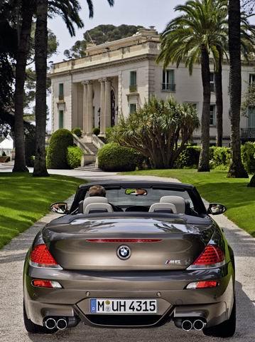 BMW M6 Cabrio a fondo