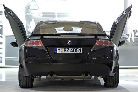 BMW Z29, un misterioso prototipo