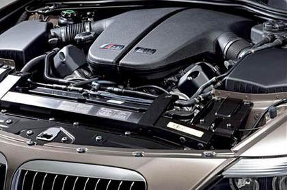 Fotos oficiales del BMW M6 Cabrio