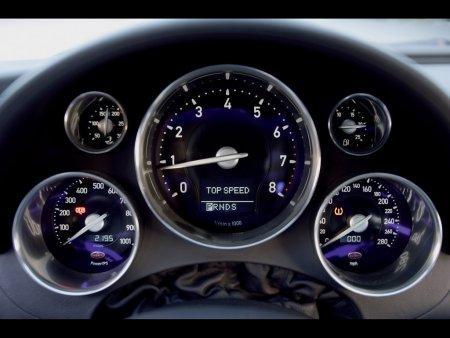 Bugatti Veyron Targa, posible nueva versión del Veyron para el 2008