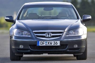Nuevo Honda Legend para el 2007