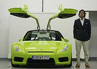 Identity Cars, una marca de deportivos de lujo gallega