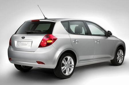 Cee'd, nombre final para el nuevo compacto de Kia