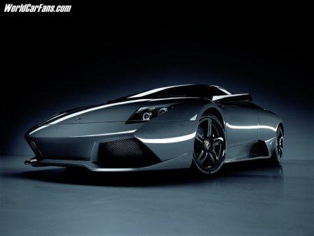 Lamborghini Murciélago LP640 Frontal
