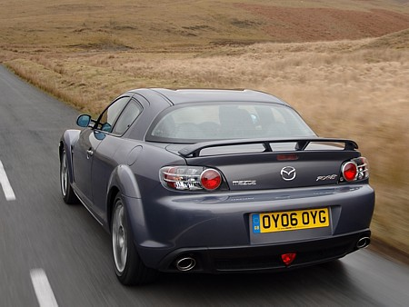 Prodrive, edición limitada del Mazda RX-8 para el Reino Unido