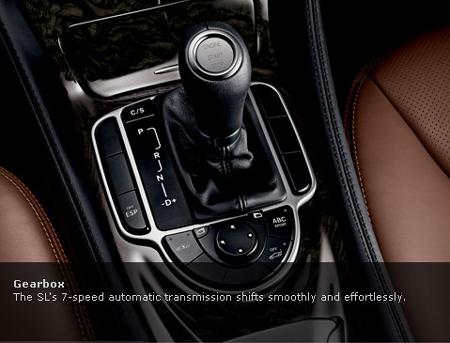 Mercedes SL550 Especial 50 Aniversario