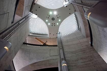 Nuevo museo Mercedes-Benz