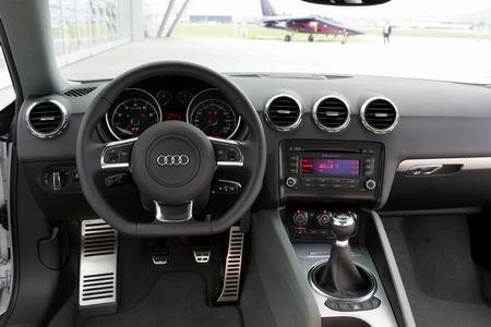 Espectaculares fotos del nuevo Audi TT