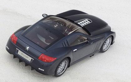 Peugeot 907 V12 Concept
