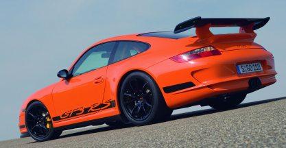Porsche 991 GT3 RS 997