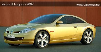 Posible Renault Laguna 2007