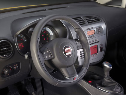 Más datos del Seat León FR TFSI de 200Cv