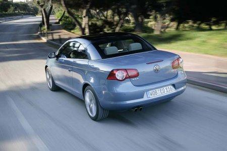Volkswagen EOS para Junio