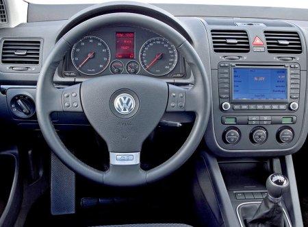 Volkswagen Golf GT TDI de 170Cv