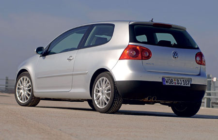 Volkswagen Golf V GTD