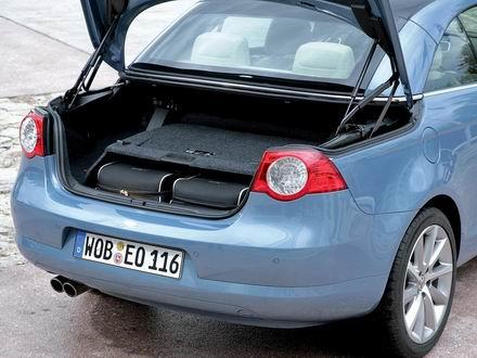 Volkswagen Eos TFSI