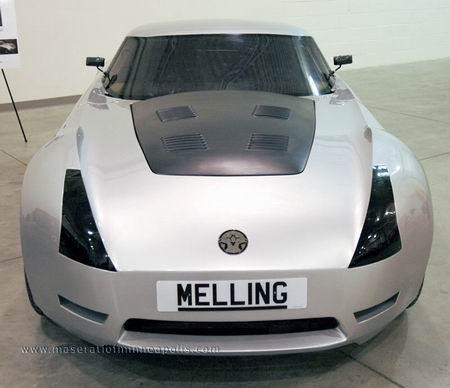 Melling Hellcat, un prototipo de 1175 Cv