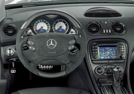 Kit CK55 RS para Mercedes por Carlsson