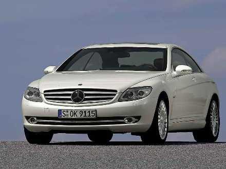 Mercedes CL 2006
