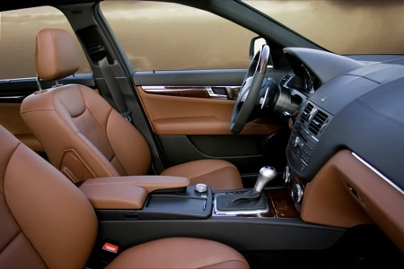 Mercedes C320 CDI Estate por Kicherer