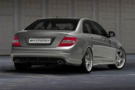 Mercedes Clase C visto por Kicherer
