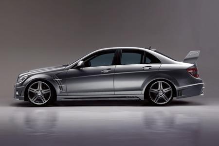 Futuros paquetes de tuning para Mercedes por Wald