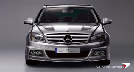 Mercedes Clase C, versión Sports Line GT por Wald