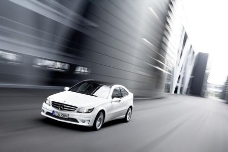 Mercedes CLC 2009