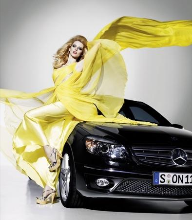 Mercedes CLC Fashion Week Berlín