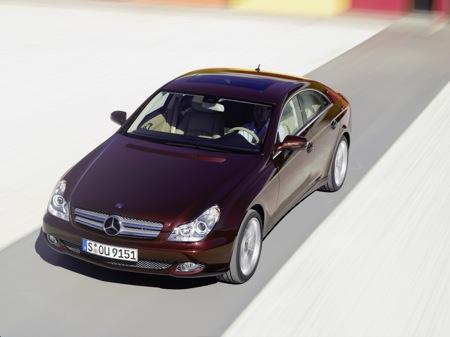 Mercedes CLS 2008