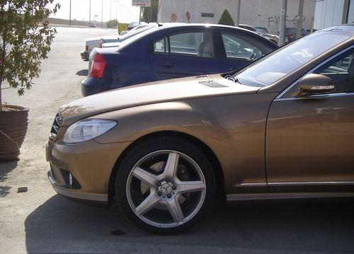 Mercedes S 500 + Mercedes CL 500 = Mercedes CS 500