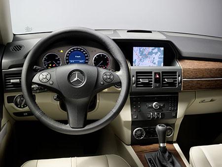 Mercedes Benz Glk Diariomotor