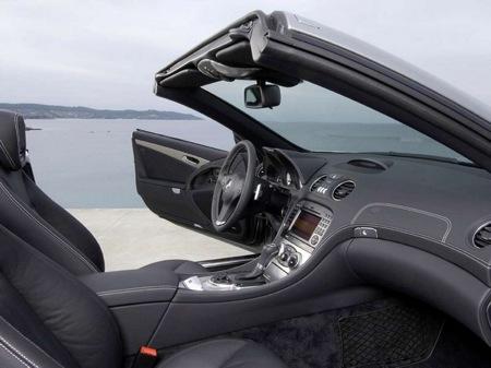 Mercedes SL 2008, galería de imágenes