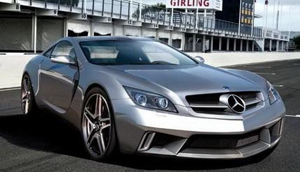 Mercedes SLC/Gullwing, el nuevo SLR sin McLaren